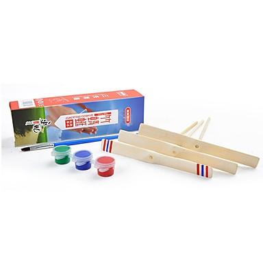 levne Kreslení hračky-Vážka z bambusu Klasický motiv Obraz Simulace Ruční výroba Dřevěný Chlapecké Dívčí Hračky Dárek 1 pcs