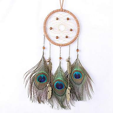 cheap Wall Art-Handmade Dream Catchers Bohemia Traditional Style Wall Decorations