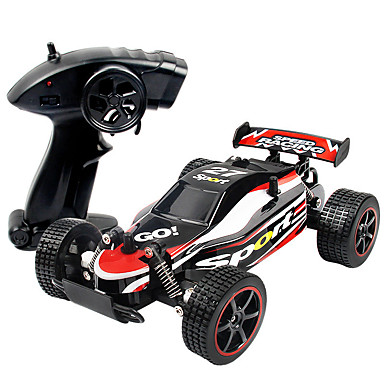 cheap Drones & Radio Controls-RC Car 23212 2.4G Buggy (Off-road) / Racing Car / High Speed 1:20 Brush Electric 60 km/h Remote Control / RC / Rechargeable / Electric