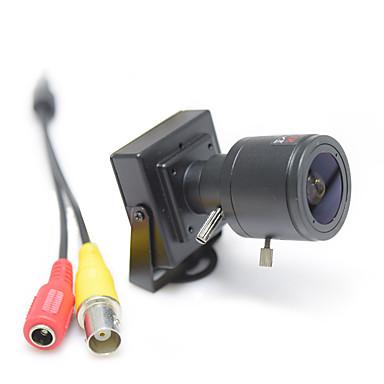 povoljno Elektronička oprema-hqcam 800tvl cmos 0.03lux sigurnosni fotoaparat 2.8-12mm ručni zum objektiv 1/3 inčni fotoaparat