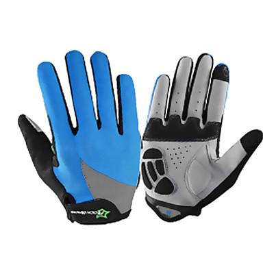 povoljno Motori i quadovi-ROCKBROS Cijeli prst Uniseks Moto rukavice Najlonsko vlakno Touch Screen / Prozračnost / Otporno na nošenje