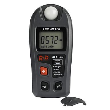 levne Testovací, měřící a kontrolní vybavení-r&d mt-30 digitální osvětlení metr illuminometer metr vysoké přesnosti