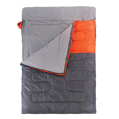 cheap Sleeping Bags & Camp Bedding-BSwolf Sleeping Bag Outdoor Camping Rectangle Envelope / Rectangular Bag 10 °C Hollow Cotton Windproof Breathable Warm Thick Wear Resistance Spring &  Fall Winter for Fishing Climbing Camping