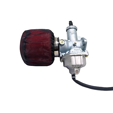 billige Bildeler-luftfilter luftfilter deksel pz30 carb for cg200 motor 150 200 250cc smuss pit sykkel atv crf110