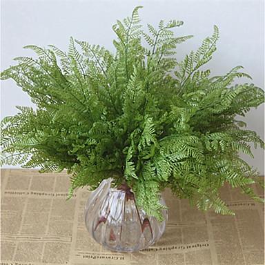 preiswerte Meistverkauft-Künstliche Blumen 1 Ast Klassisch Einzelbett(150 x 200 cm) Stilvoll Pastoralen Stil Pflanzen Tisch-Blumen
