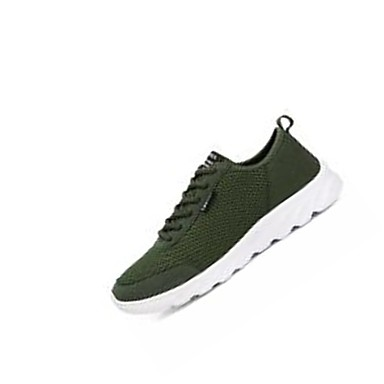 4f5aaa172d8 Ανδρικά Παπούτσια άνεσης Δίχτυ / Ελαστικό ύφασμα Φθινόπωρο Αθλητικά  Παπούτσια Τρέξιμο Μαύρο / Γκρίζο / Πράσινο Χακί / Αθλητικό 6855709 2019 –  $24.99