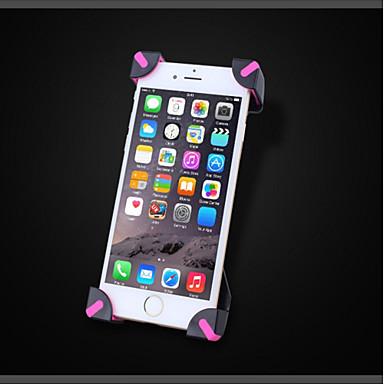 billige Sykkeltilbehør-Telefonstativ til sykkel Bærbar Lettvekt Sykling til Vei Sykkel Fjellsykkel TT Plast Mix PP iPhone X iPhone XS iPhone XR Sykling Svart Rosa 1 pcs