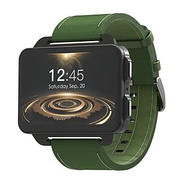 preiswerte Smart Aktivität, Clips & Armbänder-KING-WEAR® DM99 Herren Smartwatch Android 3G Bluetooth Sport Wasserfest Herzschlagmonitor Touchscreen Verbrannte Kalorien Timer Schrittzähler Anruferinnerung AktivitätenTracker Schlaf-Tracker