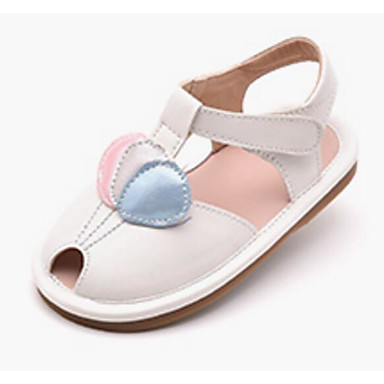 Girls Shoes Faux Leather Spring Fall Comfort Flower Girl Shoes