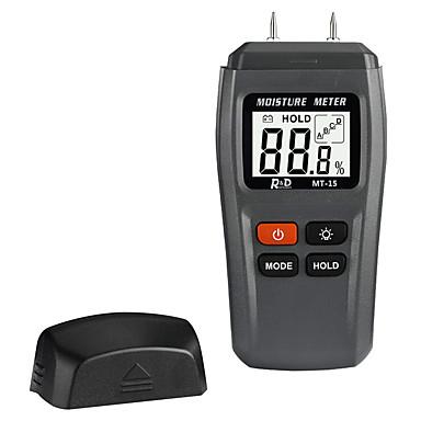 levne Testovací, měřící a kontrolní vybavení-mt-15 dřevo vlhkost tester vlhkosti analyzátor dřevěné podlahy vlhkost měření