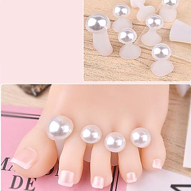 levne Náčiní a vybavení-8ks Silica gel Hřebík na nehty Pro toe kreativita Řada šperků nail art manikúra pedikúra stylové Denní