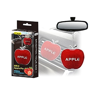 billige Interiørtilbehør til bilen-Luftrensere til bilen Vanlig / Dekorasjon Bil parfyme Plast / Olje Aromatisk funksjon