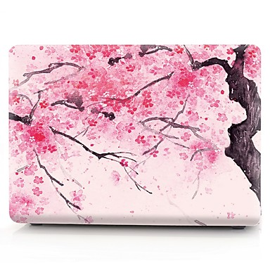 detailed look 9225a 3a892 [$10.99] MacBook Case Flower PVC Case for Apple Macbook Air Pro Retina 11  12 13 15 Laptop Cover Case for Macbook New Pro 13.3 15 inch with Touch Bar