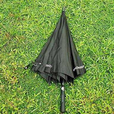 preiswerte Regenschirme-Edelstahl Alles Sonnig und Rainy / Cool Gerader Schirm