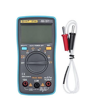 preiswerte Elektrische Instrumente-bside zt102 ture rms digitale multimeter ac / dc spannung strom temperatur ohm frequenz diode widerstand kapazität tester