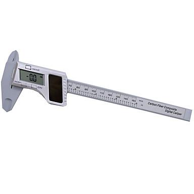 """levne Testovací, měřící a kontrolní vybavení-solární ver digital digitální posuvná měřítka 150 mm 6 """"palcový uhlíkové vlákno kompozitní digitální posuvná měřítka mini posuvná měřítka hrát šperky hy33"""