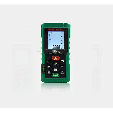 levne Vodováhy-mastech ms6414 digitální laserový dálkoměr přesnost laserový měřič vzdálenosti 40m +/- 2mm prostorový měřicí přístroj pro měření vzdálenosti pásky