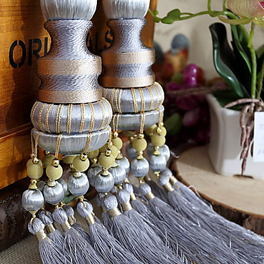 cheap Curtain Accessories-curtain Accessories Tassel / Tie Back Modern 1 pcs