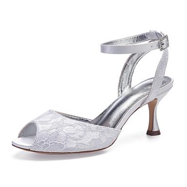 Schuhe Weiß Damen Hochzeit