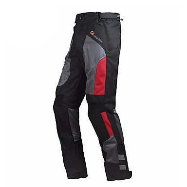 povoljno Motori i quadovi-jahanje plemena muški motocikli hlače motocross jahanje zaštita anticollision nosivo proljeće ljeto s kneepads