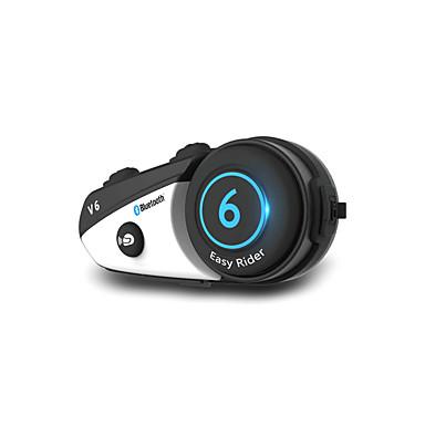 billige Motorsykkel & ATV tilbehør-V6 Bluetooth 3.0 Bluetooth Hodetelefoner Øre hengende stil Bluetooth / mp3 / Multi-person-intercom Motorsykkel