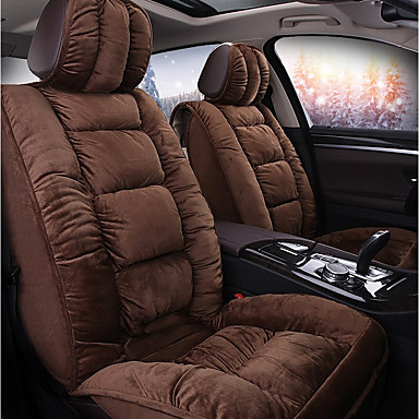 billige Interiørtilbehør til bilen-ODEER Setetrekk til bilen Setetrekk kaffe tekstil / Acetat Vanlig Til Universell Alle år Alle Modeller