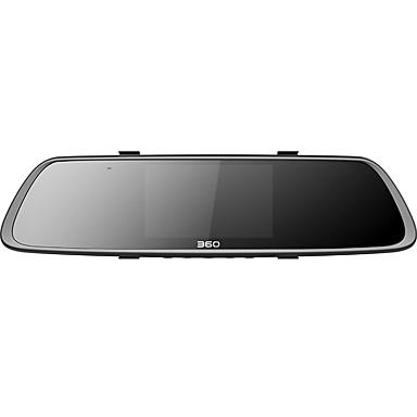 voordelige Automatisch Electronica-360 360M302 1080p HD / met achteruitrijcamera Auto DVR 140 graden Wijde hoek SonyCcd 4.3 inch(es) TFT LCD-monitor Dash Cam met WIFI / G-Sensor / Parkeermodus Autorecorder