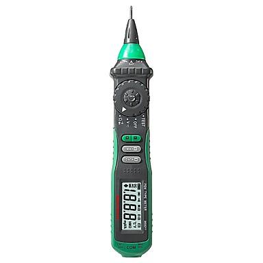 voordelige Test-, meet- & inspectieapparatuur-digitale multimeter 2000counts pentype met niet contact mastech ms8211 acv / dcv elektrisch handheld tester multiteste