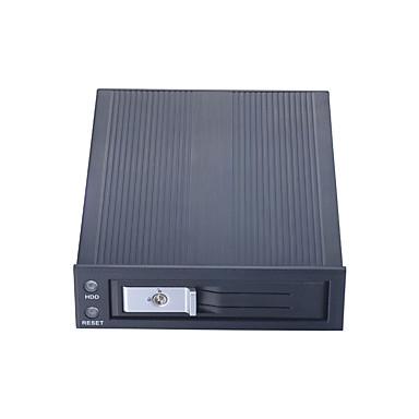 preiswerte Festplattengehäuse-Unestech USB 3.0 zu SATA 3.0 Festplattenhalterung Konverterfach Anti-Kollisionssystem / LED-Anzeige / Mit Kartenleser (n) / Plug-and-Play ST3513