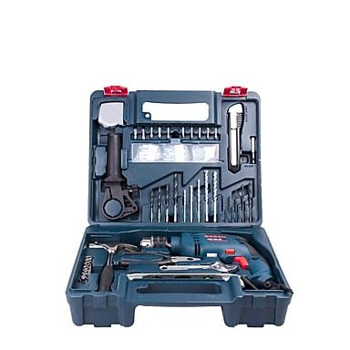preiswerte Werkzeugsets-bosch gsb600re Schlagbohrmaschine / 13 mm 600 Watt / Multifunktionsbohrmaschine / Schlagbohrmaschine für Haushalt