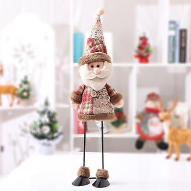 Christmas Fabric 2019.21 59 Christmas Ornaments Christmas Fabric Square Novelty Christmas Decoration