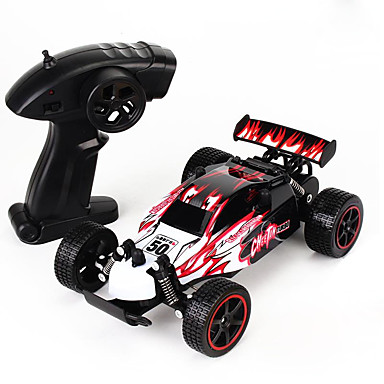 cheap Drones & Radio Controls-RC Car 1881 2.4G Buggy (Off-road) / Racing Car / High Speed 1:20 Brush Electric 10 km/h Rechargeable / Remote Control / RC / Electric