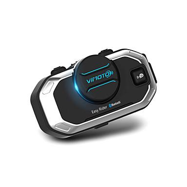 billige Motorsykkel & ATV tilbehør-V8 Bluetooth 3.0 Bluetooth Hodetelefoner Øre hengende stil Bluetooth / mp3 / Multi-person-intercom Motorsykkel
