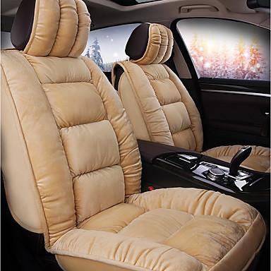 billige Interiørtilbehør til bilen-ODEER Setetrekk til bilen Setetrekk Beige tekstil / Acetat Vanlig Til Universell Alle år Alle Modeller