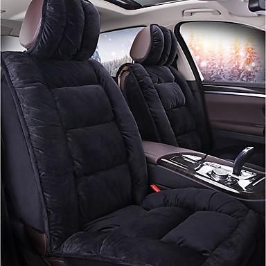 billige Interiørtilbehør til bilen-ODEER Setetrekk til bilen Setetrekk Svart tekstil / Acetat Vanlig Til Universell Alle år Alle Modeller