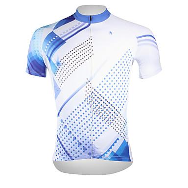 09c61d3a39bd ILPALADINO Ανδρικά Κοντομάνικο Φανέλα ποδηλασίας - Μπλε ...