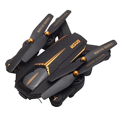 رخيصةأون تحكم غن بعد طائرات-RC طيارة VISUO XS812 RTF 10.2 CM 6 محور 2.4G مع كاميراHD 2.0MP 720P جهاز تحكم زر واحد للعودة / حالة دون رأس / الوصول في الوقت الحقيقي لقطات جهاز تحكم / 1 USB كابل / بطارية للطيارة