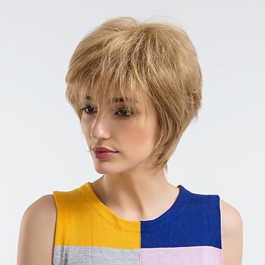 Frisuren blond und schwarz