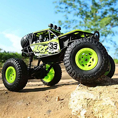 cheap Drones & Radio Controls-RC Car XR8212 Monster Truck TITANFOOT 2.4G Buggy (Off-road) / Rock Climbing Car / Off Road Car 1:20 Brush Electric 7 km/h Damping / Mini / Remote Control / RC