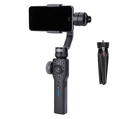 ZHIYUN Smooth 4 3-Axis Handfesta Gimbal Portable Stabilizer Myndavél Mount fyrir Smartphone Iphone Action Myndavél