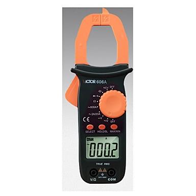levne Testovací, měřící a kontrolní vybavení-victor vc606 vysoce přesný protipožární multifunkční multimetr pro upínání