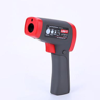 voordelige Test-, meet- & inspectieapparatuur-uni-t ut301c handheld infrarood hoge precisie pyrometer industriële temperatuur tester