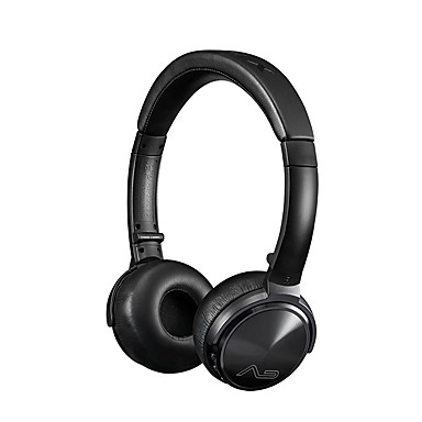 LASMEX HB-65S Headband Bluetooth 4.2 / Wire Headphones Headphone Metal Shell / leatherette / ABS+PC Mobile Phone Earphone Foldable / Stereo / with Microphone Headset