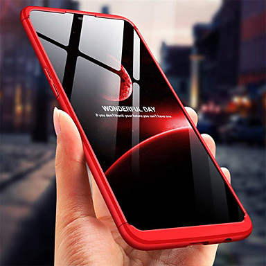 official photos 42dd0 99b9d [$6.99] CaseMe Case For OnePlus OnePlus 6 / OnePlus 5T Shockproof Back  Cover Solid Colored Hard PC for OnePlus 6 / One Plus 5 / OnePlus 5T