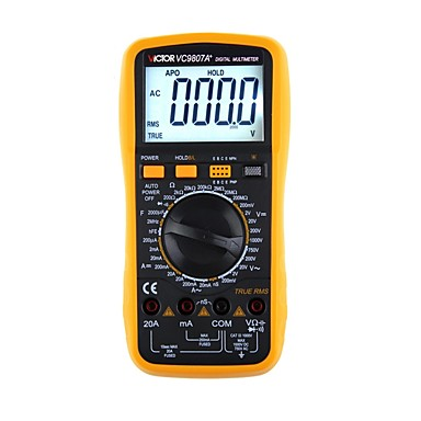 levne Testovací, měřící a kontrolní vybavení-1 pcs Plast Digitální multimetr Měření VICTOR