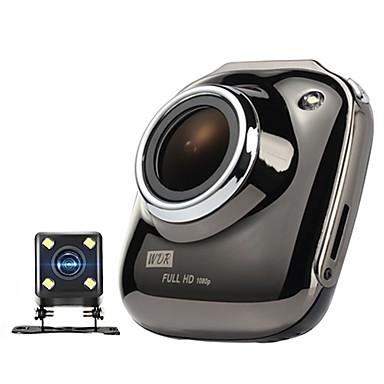 billige Bil-DVR-M800+ 720p / 1080p Mini / Nytt Design / Kul Bil DVR 170 grader Bred vinkel 5 MP CMOS 1.5 tommers LCD Dash Cam med Night Vision / Parkeringsmodus / Innebygd Mikrofon Nei Bilopptaker