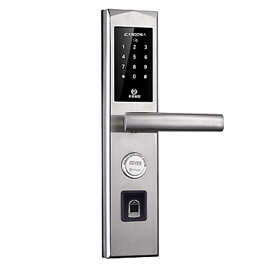 Factory Oem Stainless Steel Intelligent Lock Smart Home Security Ios Android System Anti Ping Pword Bedroom Apartment Unlocking Mode
