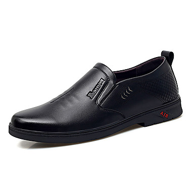 men's formal shoes leather / synthetics fall  winter