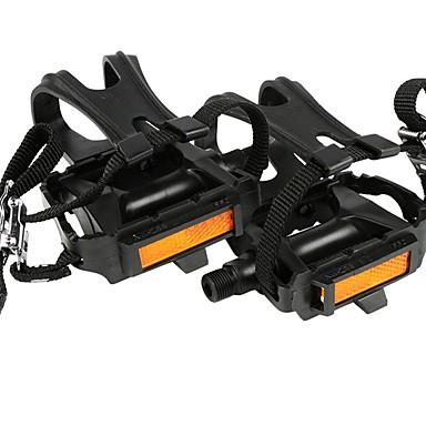 povoljno Dijelovi za bicikl-mi.xim Pedale Izdržljivost Jednostavna primjena Sigurnost Najlon za Biciklizam Cestovni bicikl Mountain Bike BMX Crn