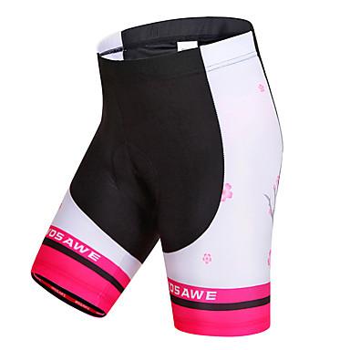 Wosawe Women S Cycling Padded Shorts Bike Shorts Padded Shorts